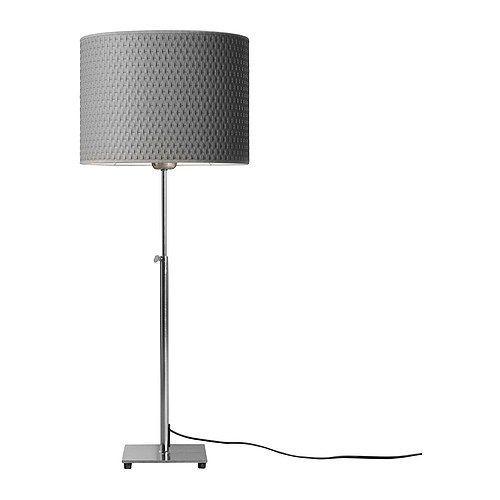 ALÄNG Table lamp IKEA Height adjustable; adjust according to need.