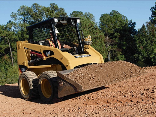 Cat Products: Skid Steer Loaders