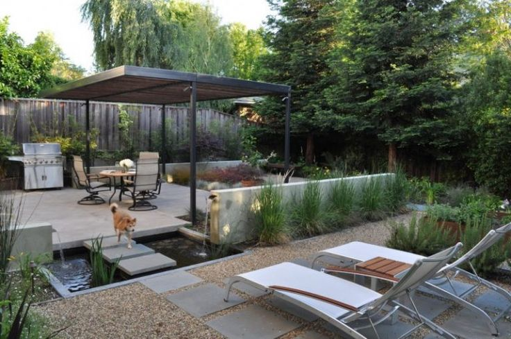 backyard-patio-covers-oven-tall-back-chairs-round-table-benches-fountains-small-pond-climbing-vines-plants-modern-design-768x511.jpg (768×511)