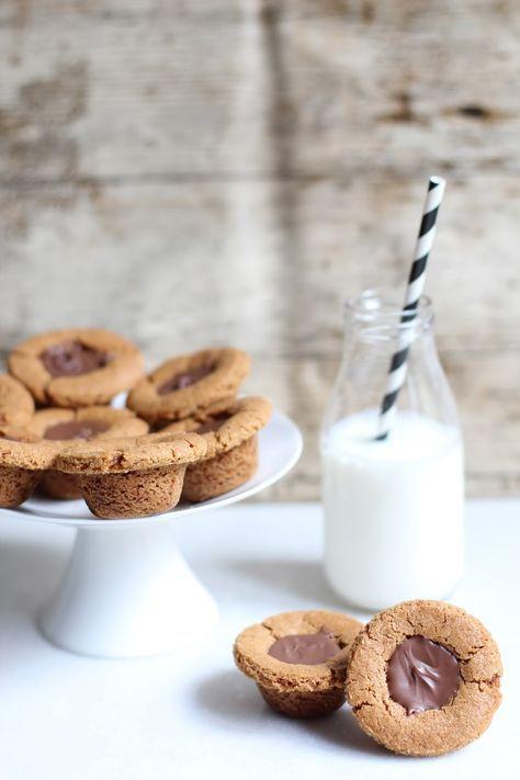 Det här receptet har jag gjort flera gånger och upptäckte att jag inte haft med det i bloggen än. Jag har gjort kakorna till barnkalas och barnen älskar dem verkligen! Ja, inte bara barnen...utan vi…
