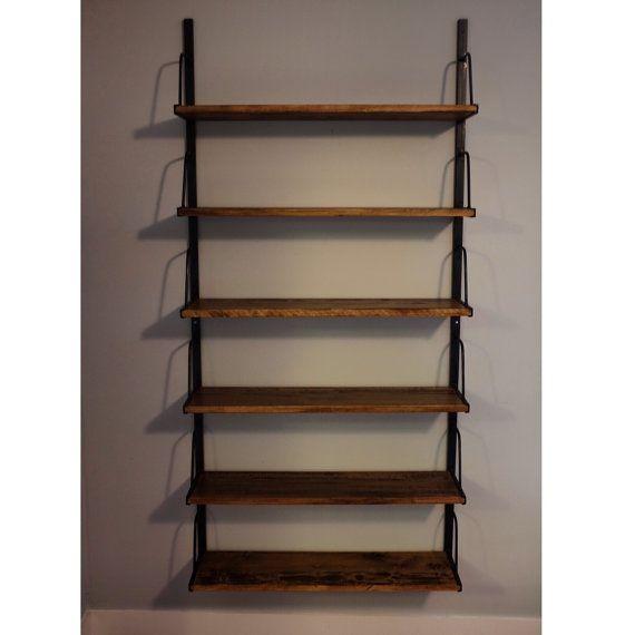 custom wall mounted bookshelf wall mounted bookshelves on wall mount bookshelf id=26385
