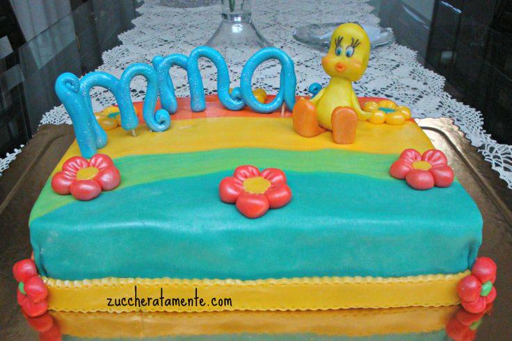 Torta Tweety
