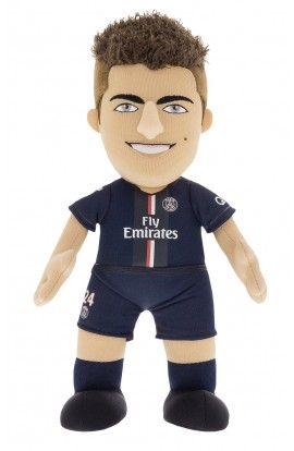 Poupluche Marco Verratti 25 cm - Paris Saint-Germain - Saison 2014/15 - 22,00 €