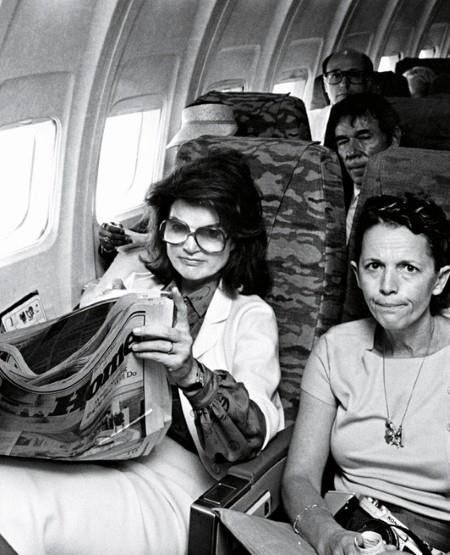 She looks like she is in a awkward position , I mean a woman like her.  Jackie OnasisJacqueline Kennedy ...