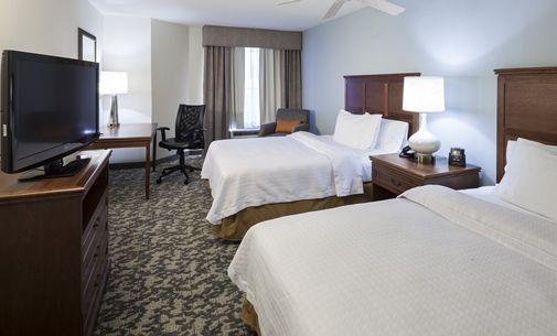 Homewood Suites Houston-Stafford Hotel – 2 Queen Beds 1 Bedroom Suite
