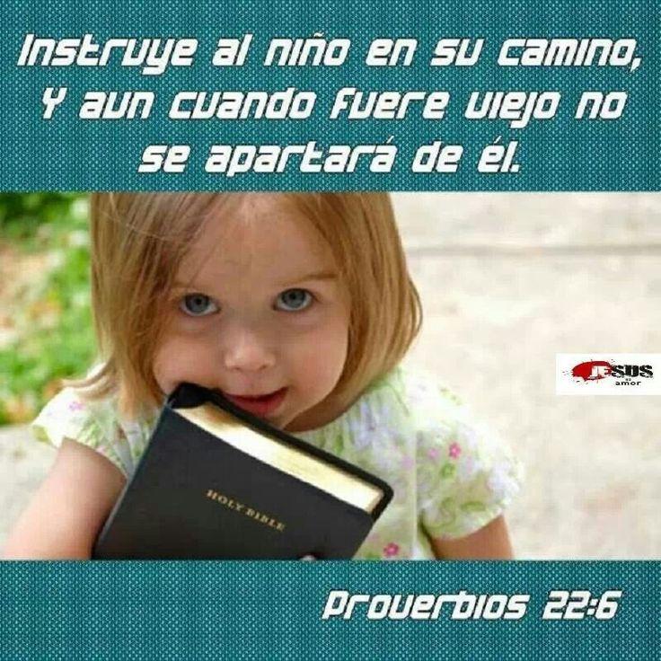 Proverbios 22:6