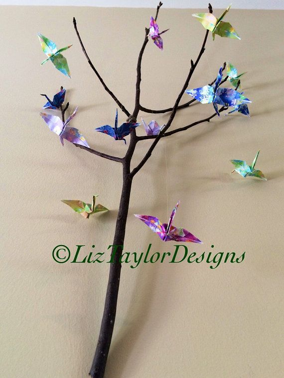 147 best Baby Origami Mobiles and Paper Chandeliers images on ...