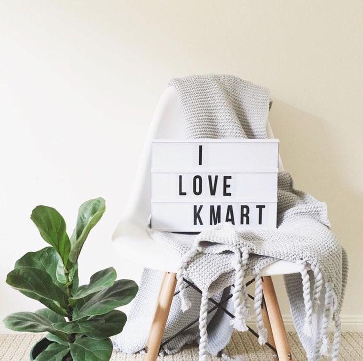Top 20 Homewares At Kmart