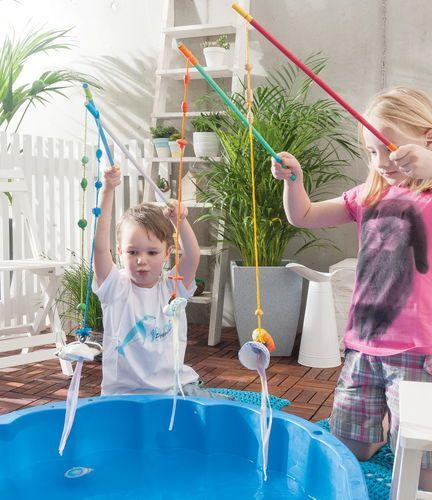 Spielspaß für draußen! Outdoor-Spiele selber machen.