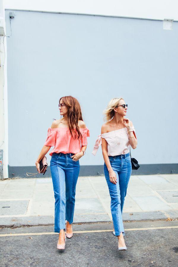 How to Wear Reworked Denim - Belle & Bunty Blog  street style, London, fashion bloggers, jeans, denim, levi's, rework, vintage