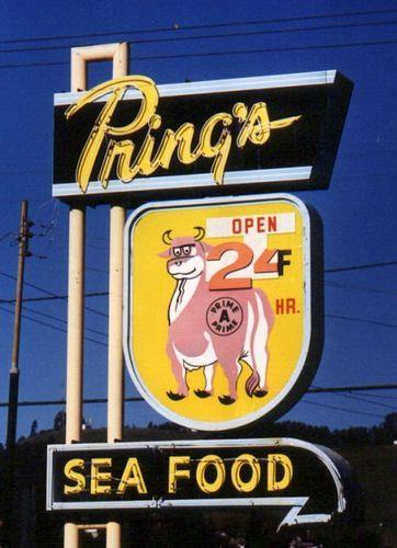 Pring's Seafood San Leandro, California