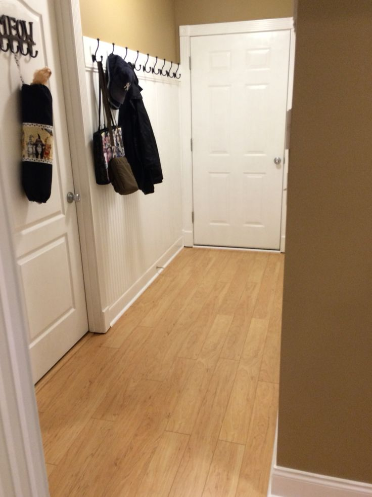 how to put flooring down