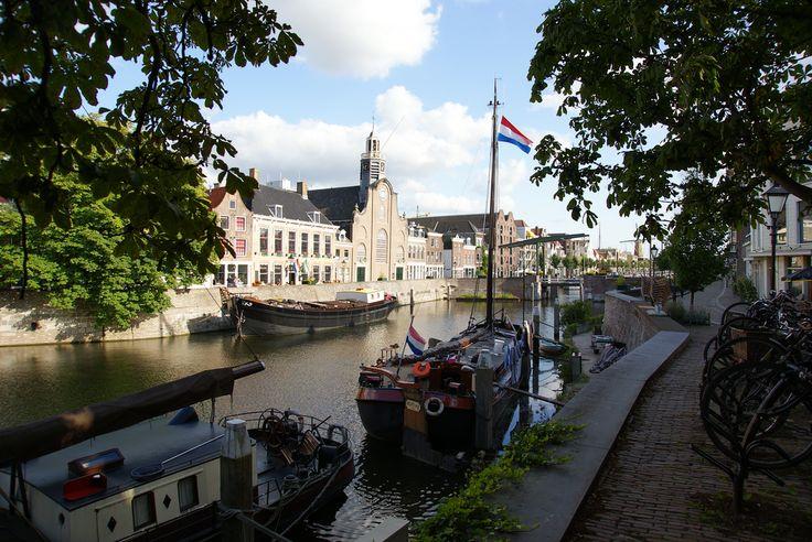 Le vieux quartier de #Delfshaven à #Rotterdam. #Hollande #PaysBas