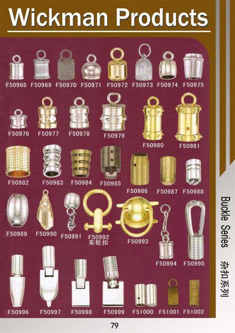 Handbags Hardware Cord Lock $0.1~$2.5