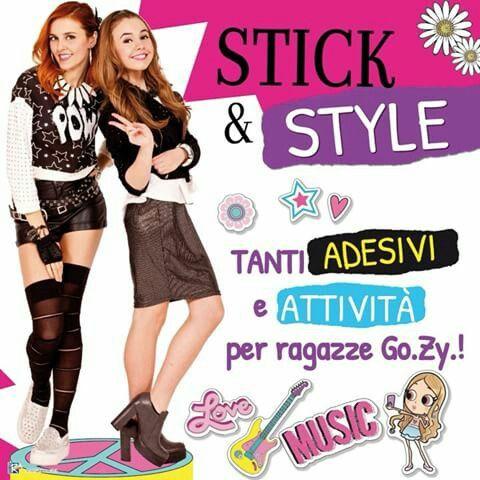 Il nuovo Stick & Style é in edicola