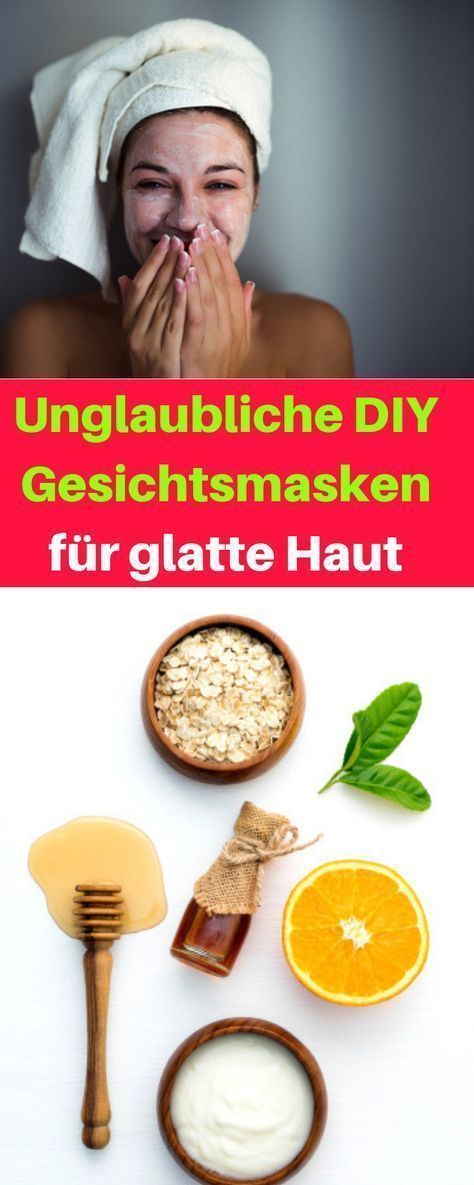 DIY Facial Peeling 5 Easy Recipes- # # Skin Care #DIY #simple #face  -  Hautpflege-Rezepte