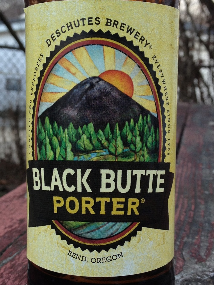 Oregon Deschutes Brewery Black Butte Porter