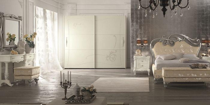 Mobilificio TreCi | collezione GLAMOUR 13 | collezione Fusion | camera da letto