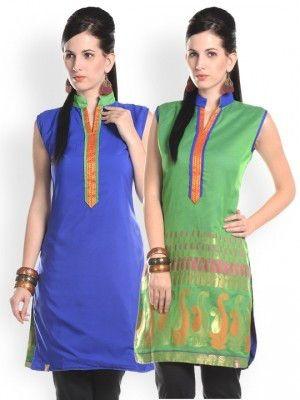 reversible kurta for women