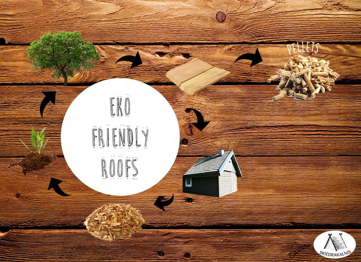 #eko #eco #fiendly #roof #wood #green #instruction #gummy #graphic #design