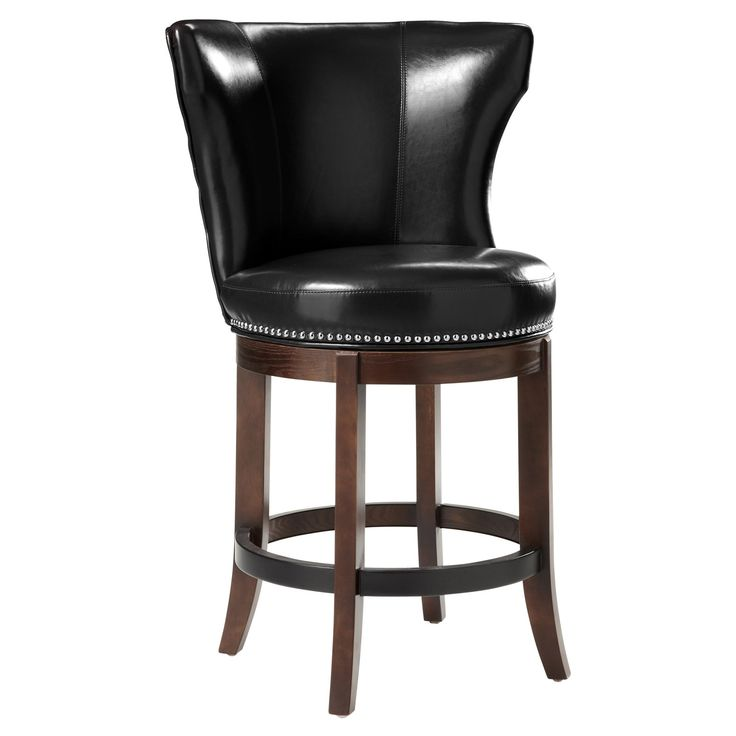 Luxury Oversized Swivel Bar Stools