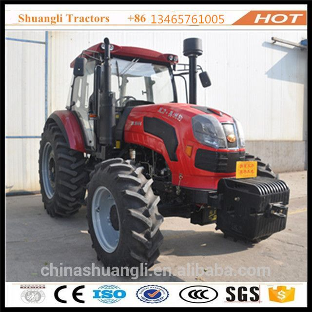 Big tractor 160 hp 4wd made in China welcomed by the world
