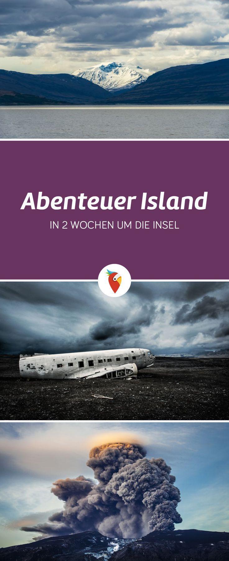 Rundreise Island: Erkunde Vulkane und spektakuläre Landschaften