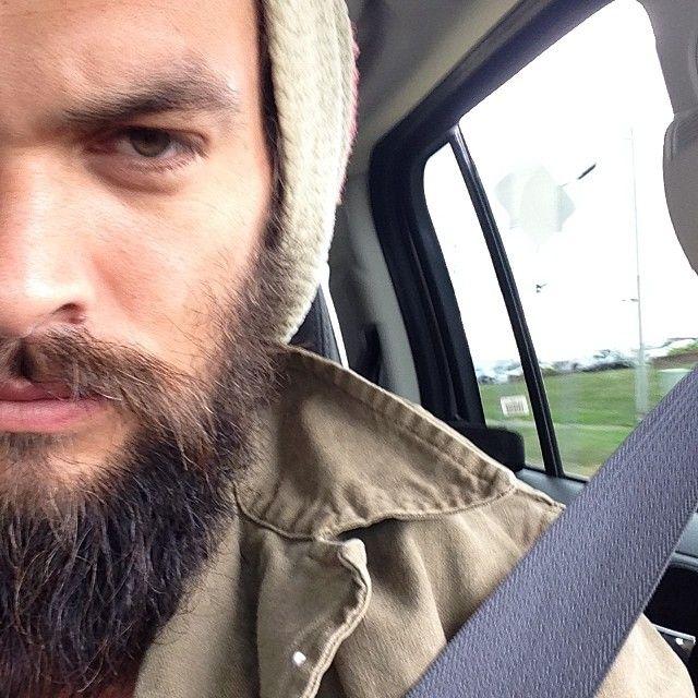 Jason Momoa Mustache: 23 Best A Man Without A Beard Is Like A Woman With A Beard