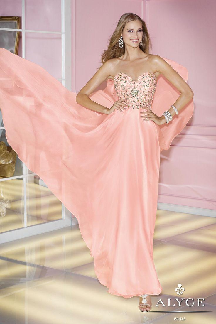 9 best Alyce Paris Prom 2014 images on Pinterest | Prom dresses ...
