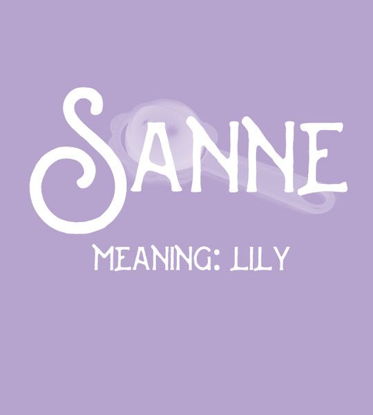 Sanne - Sweet and Strong Dutch Baby Names for Girls - Photos