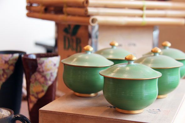 """House Of Tea has been serving out a wide array of loose-leaf teas from its Rosedale location for about 15 years. Blending some of her own unique teas, the storeowner tells me that she's extremely particular about what her store carries. """"It's important to know which herbs can be blended..."""