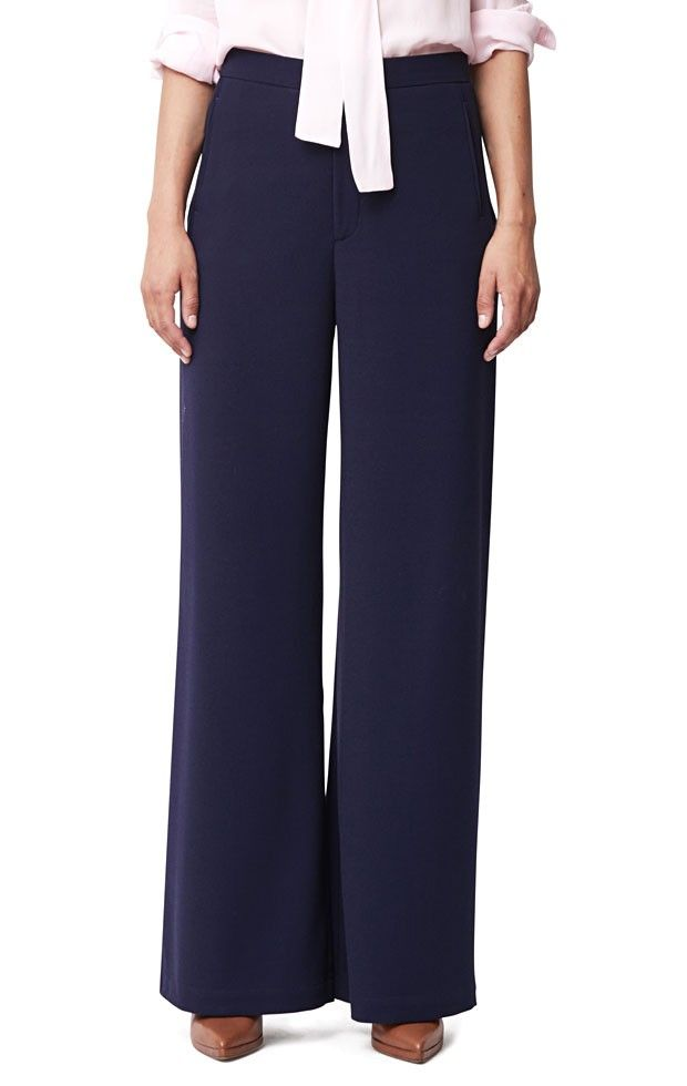 Sini pants, Navy, Rodebjer