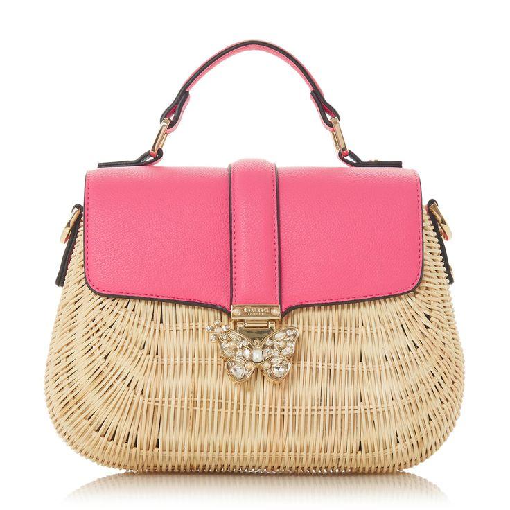 Statement Bag - Jumper Check Pink Bag by VIDA VIDA AulJyr