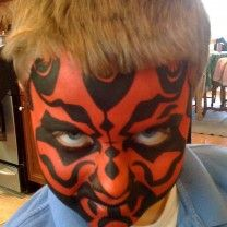 Chicago Face Painting for your next party or event! Book an AWESOME Face Painter today.. specializing in Birthday Parties, Corporate Events and Promotions!