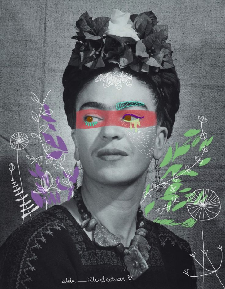 more Frida in our lives