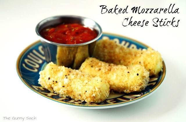 Baked Mozzarella Cheese Sticks Recipe  Like me you probably love cheese and one of my favorite  cheese recipe and favorite to enjoy cheese is with this baked mozarella sticks recipe!