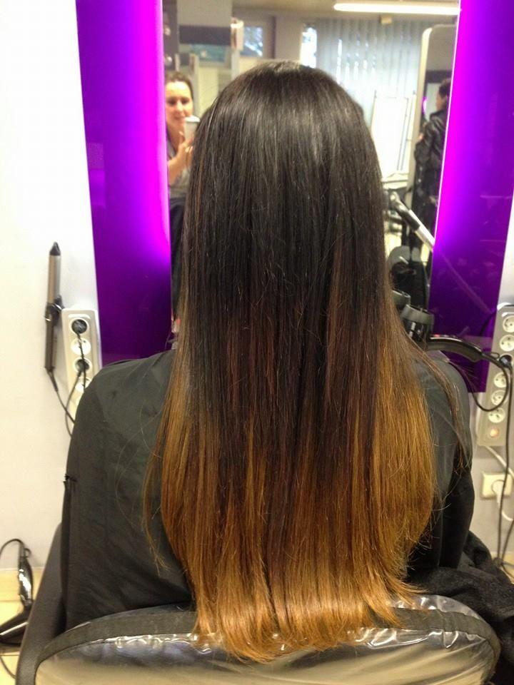Salon de coiffure pose d'extension