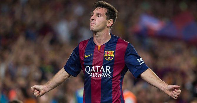 Madrid – Barcelona .com | Messi solo es mejor que 14 equipos de Primera División