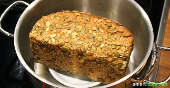 Altes, hartes Brot muss nicht in die Tonne. Mit diesem Trick kannst du es schnell wieder auffrischen