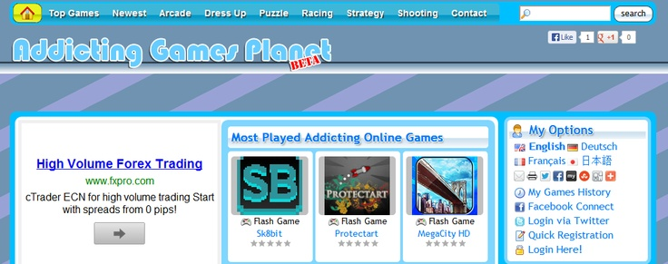 addicting games, dress up games, flash games >> addicting games --> www.addictinggamesplanet.com