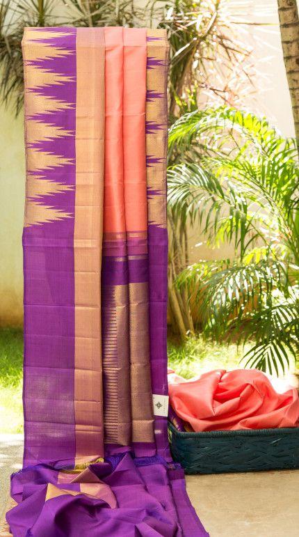 Kanchivaram Silk L02804   Lakshmi