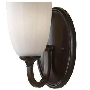 Feiss MVS17401HTBZ Perry 1 Bulb Wall Sconce - Heritage Bronze