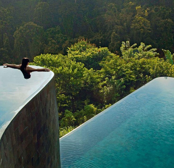 The Wanderlust Food Diaries - The Edge of a Dream- The Ubud Hanging Gardens Hotel, Bali