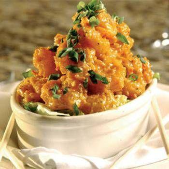 Bangbang Shrimp and other Bonefish recipes.