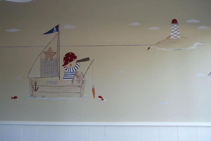 41 best murales infantiles personalizados images on - Murales infantiles ...