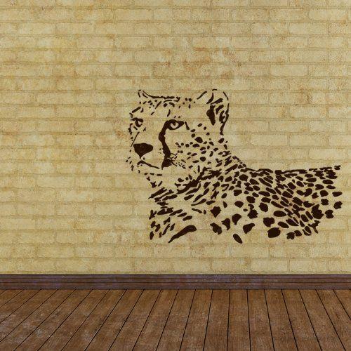 J BOUTIQUE STENCILS Wall Stencils Leopard stencil Large Template for Wall Graffiti Canvas art DIY J BOUTIQUE STENCILS http://www.amazon.com/dp/B00H8P93Y4/ref=cm_sw_r_pi_dp_0sxfwb0AVQHCR