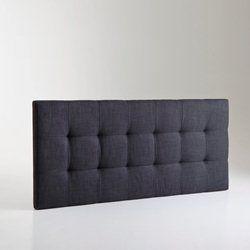 Cabeceira de cama, acolchoada, estilo contempâneo, Numa