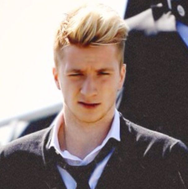 Attractive Marco Reus Haircut