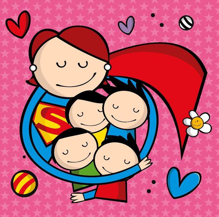 Ilustração de Luciano Martins - Dia das Mães