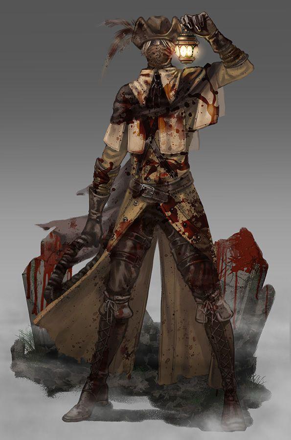 128 Best Bloodborne Images On Pinterest